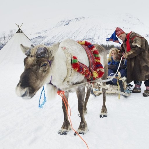 Sami people in Norway