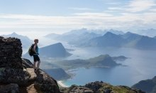 Experience the Norwegian mountains