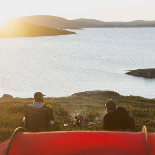 Midnight Sun Wildlife Tour From Tromsø with Eco-friendly Tesla Model X - Artic Cruise in Norway