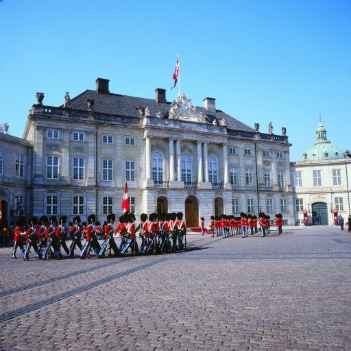 Royal Castle Tour in Denmark
