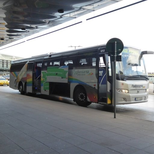 Buses to Sweden