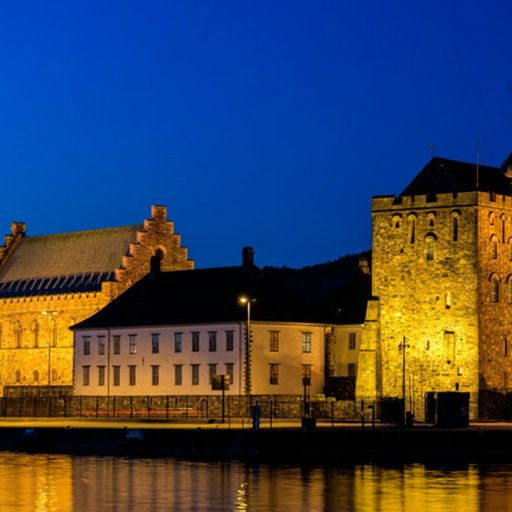 The Bergenhus Fortress