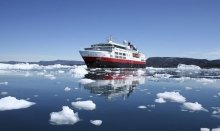 Cruises in Greenland is very popular