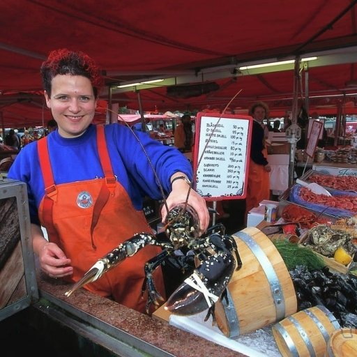 Nordic Food Markets