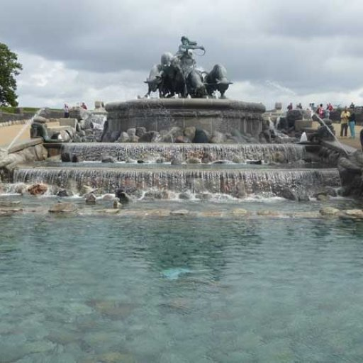 The Gefion Fountain