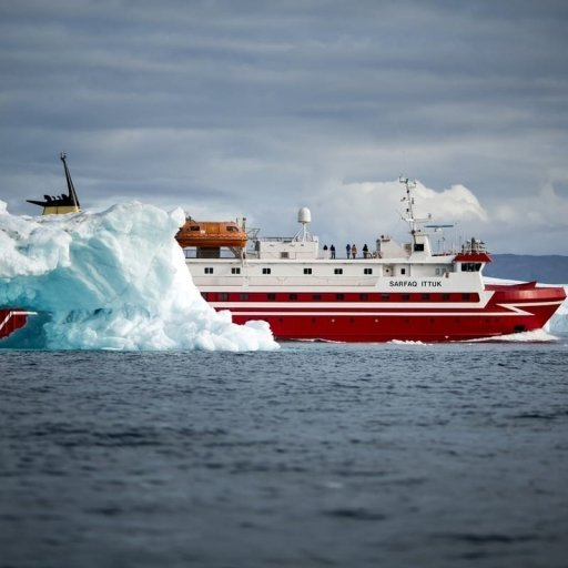 Weekend out of the ordinary in Ilulissat in Greenland