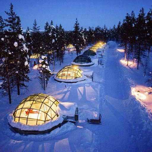 Adventure hotels in Finland