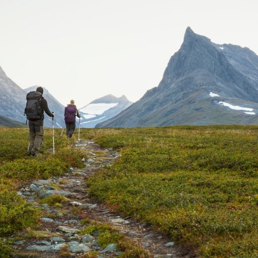 Unique Nordic Hiking Trails