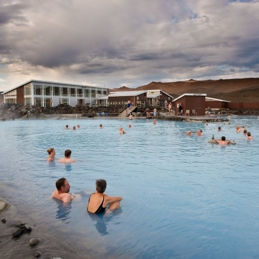 Top Hot Pools in Iceland