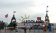 The original Legoland in Denmark you find in Billund in South Denmark