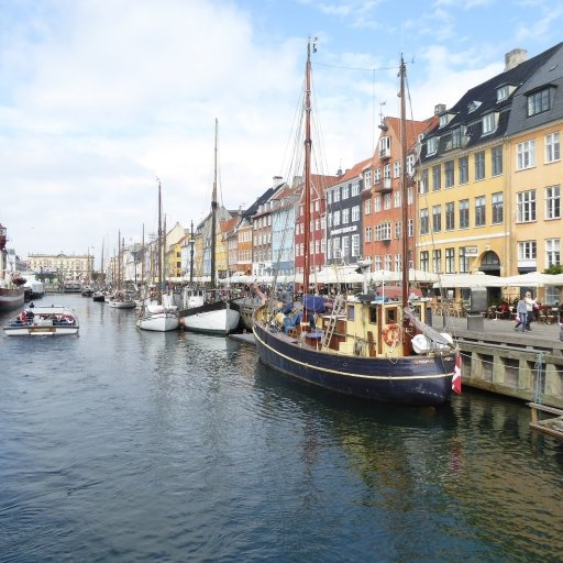 Three days in Denmark