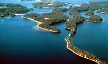 Grand Lake Saimaa is one of the most beautiful nature scenery in the world
