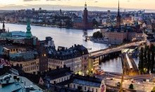 Stockholm is a modern dynamic capital and is next to idyllic archipelago