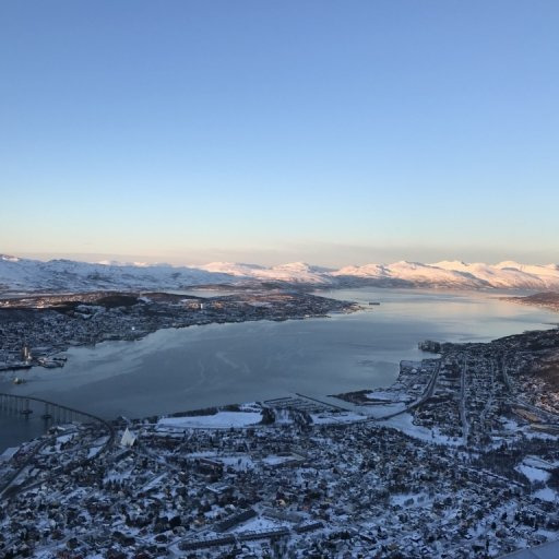The Cable Car in Tromsø