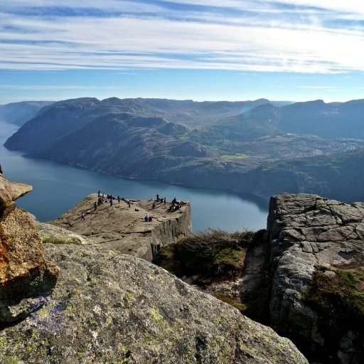 Spectacular Viewpoints in Norway