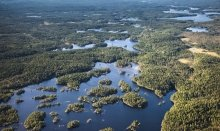 The beautiful Swedish archipelagos