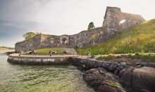 Suomenlinna is a  perfect break from your sightseeings in Helsinki
