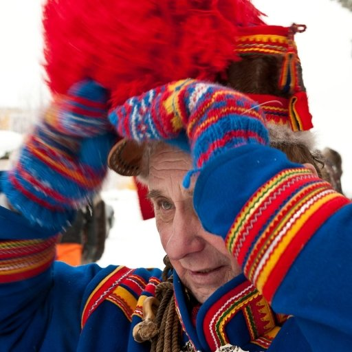 The Sámi People in Sweden